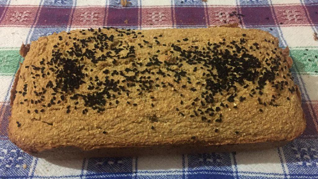 Yulaf Kepeği Ekmeği
